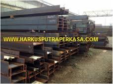 Pabrik Besi WF di Jakarta